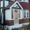 Porch build – Kingston