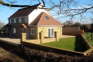 Complete house restoration